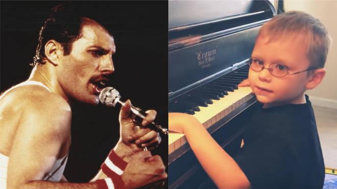 Avett Ray Maness plays Queen's Bohemian Rhapsody