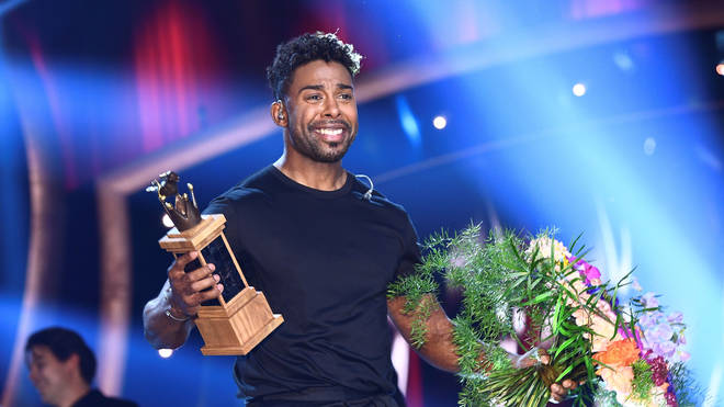 John Lundvik winning Sweden's 'Melodifestivalen' to qualify for Eurovision 2019