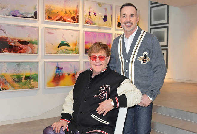 "Elton John and David Furnish has made a ""significant"" donation to the V&A"