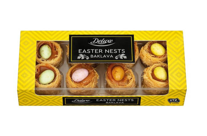 Lidl's Easter Nest Baklava
