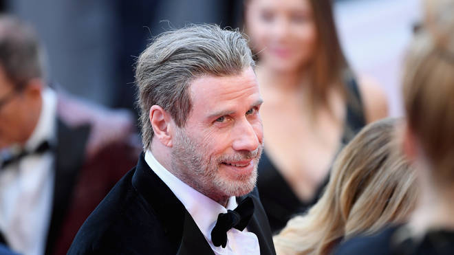 John Travolta has revealed his new look on Instagram