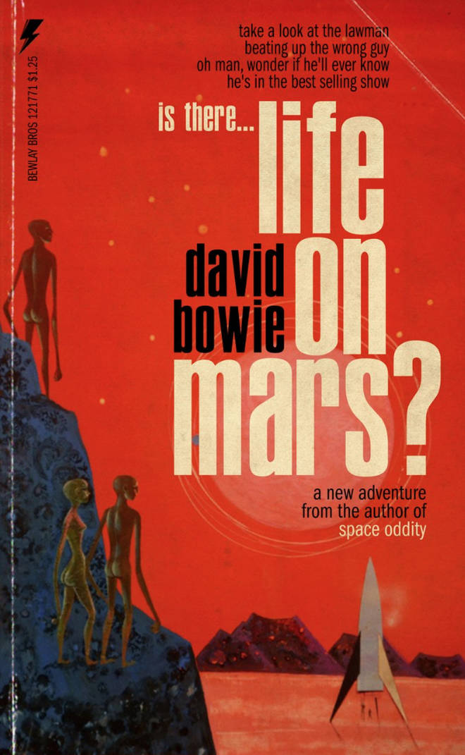 David Bowie's 'Life On Mars' by Todd Alcott