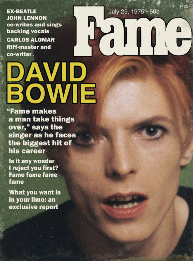 David Bowie's 'Fame' by Todd Alcott