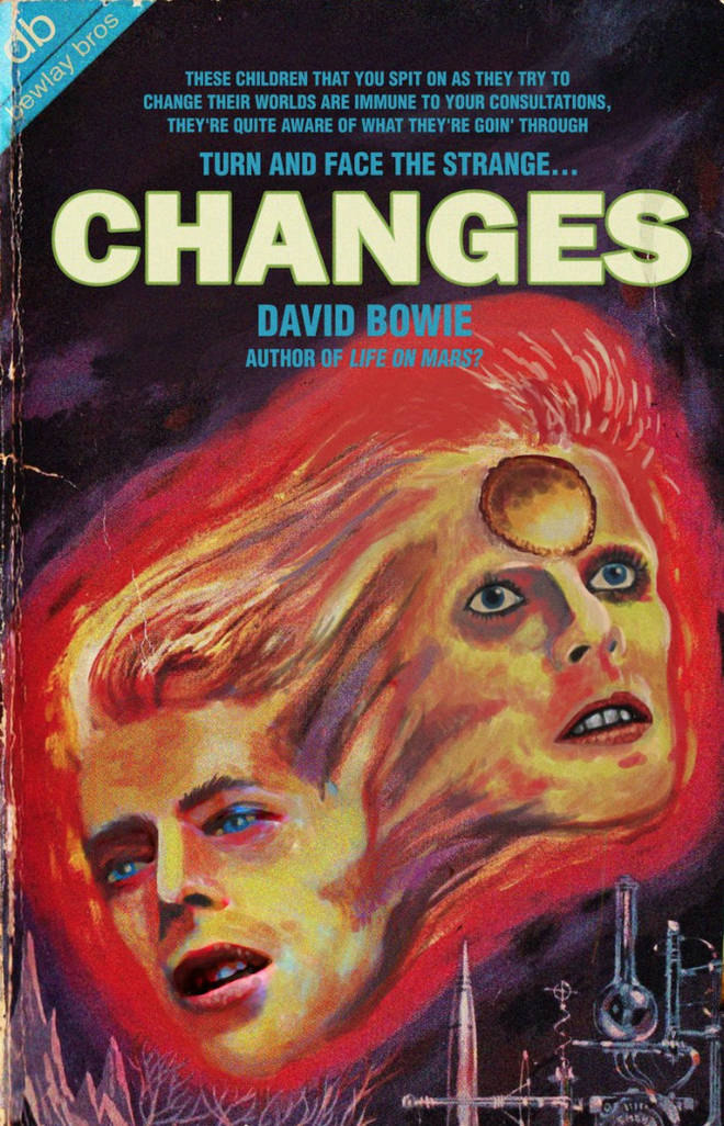 David Bowie's 'Changes' by Todd Alcott