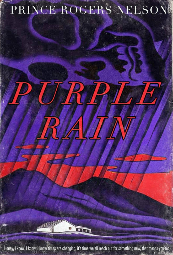 Prince's 'Purple Rain' by Todd Alcott