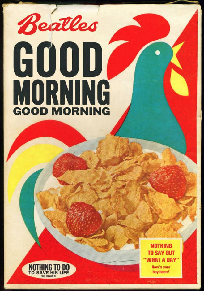 The Beatles 'Good Morning' by Todd Alcott
