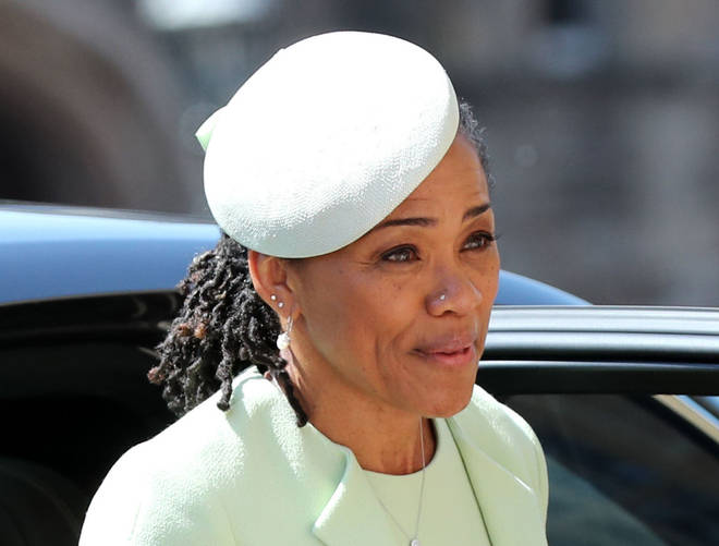 Doria Ragland, mother of the Duchess of Sussex