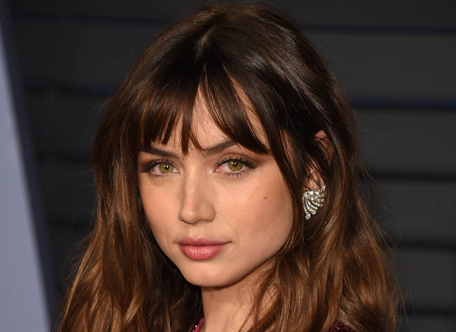 Ana De Armas is joining James Bond 25