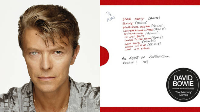 David Bowie new album to be released by Parlophone