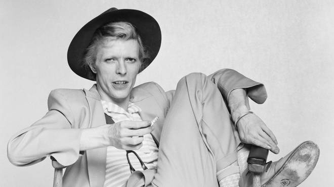David Bowie's new album was recorded in 1969