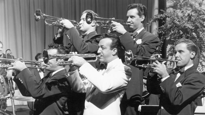 Harry James and his band