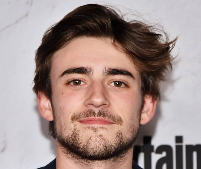 Charlie Rowe plays Ray William's in 2019's Rocketman
