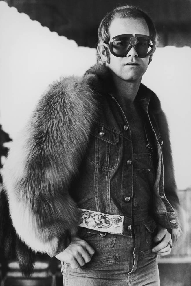 Elton In Hollywood