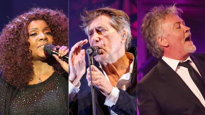 Gloria Gaynor, Bryan Ferry and Paul Young will perform at this year's Rewind Festival
