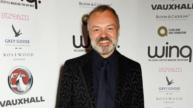 Graham Norton is taking a break from his Friday night show