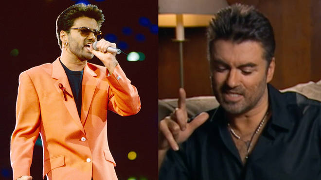 George Michael speaks out about first love's ilness in footage from documentary
