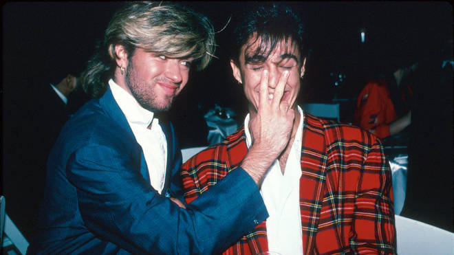 George Michael;Andrew Ridgeley