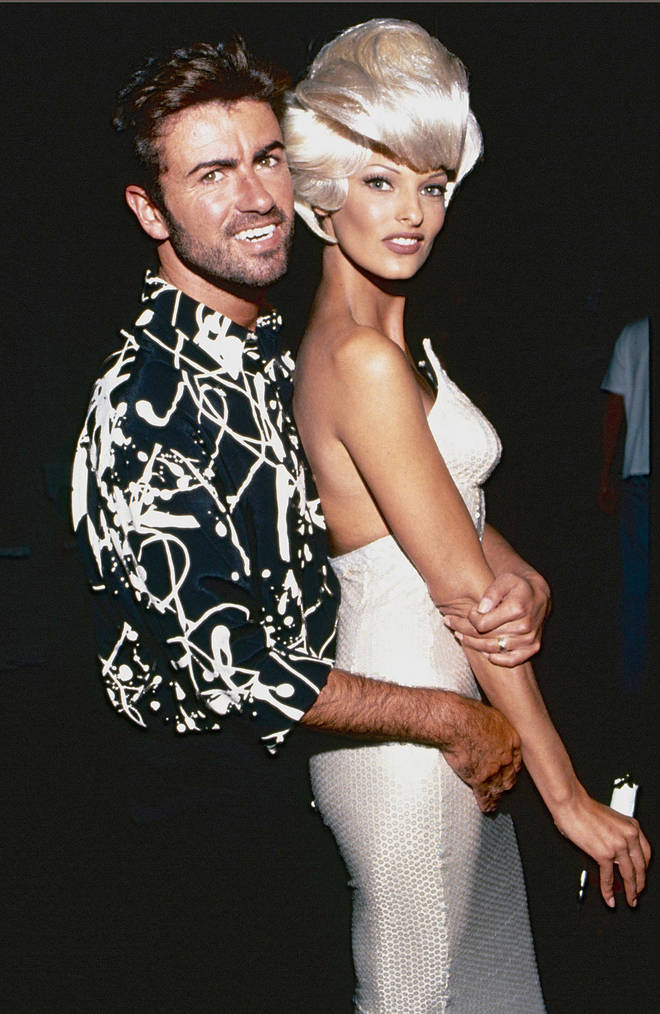 "George Michael ""Too Funky"" Video Shoot"