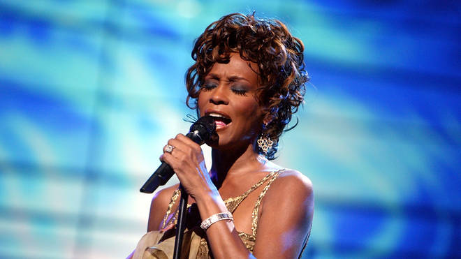 Whitney Houston was the most popular female artist
