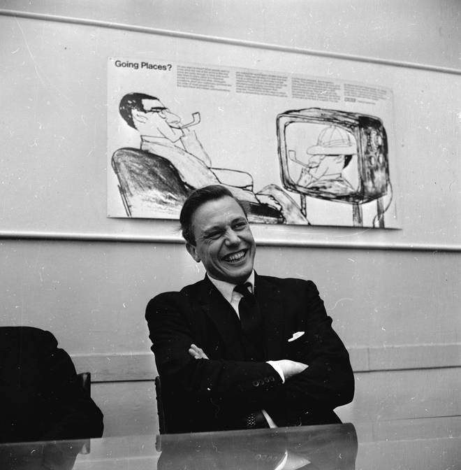 4th March 1965:  British naturalist and broadcaster David Attenborough after he was appointed the new head of BBC 2.