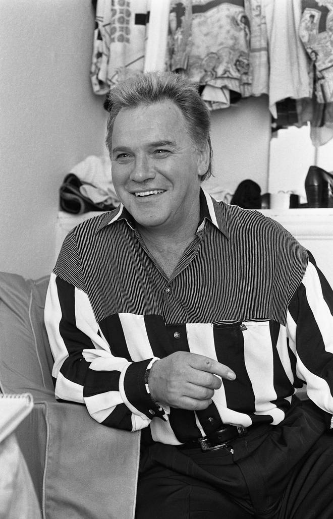 Freddie Starr At The Olympia Theatre