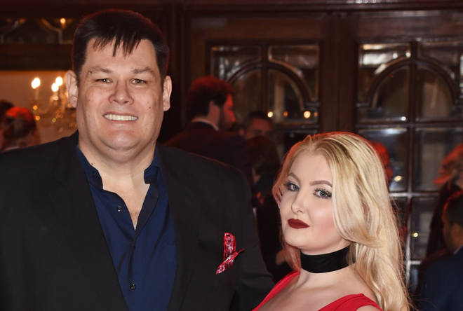 Mark Labbett, 53, has split from wife Katie, 26