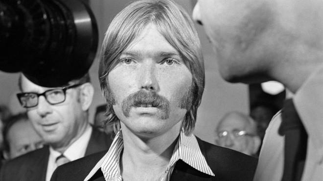 Terry Melcher During the Sharon Tate Murder Trial