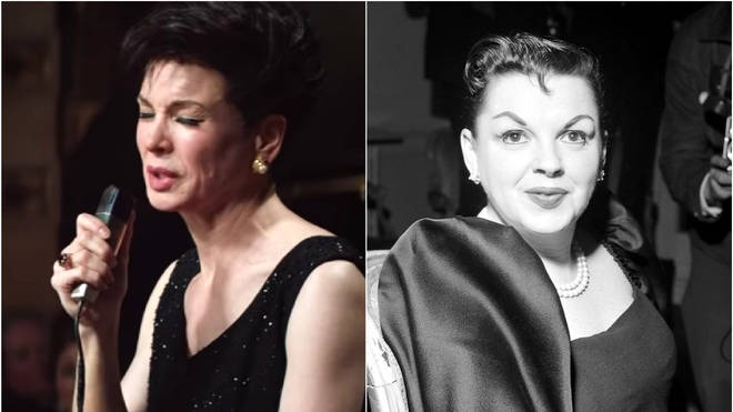 Renee Zellweger plays Judy Garland in 'Judy'