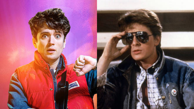 Back To The Future The Musical is coming to the UK in 2020