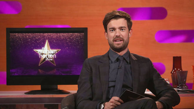 Jack Whitehall hosts The Graham Norton Show