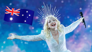 Australia is competing at Eurovision for the fifth year running