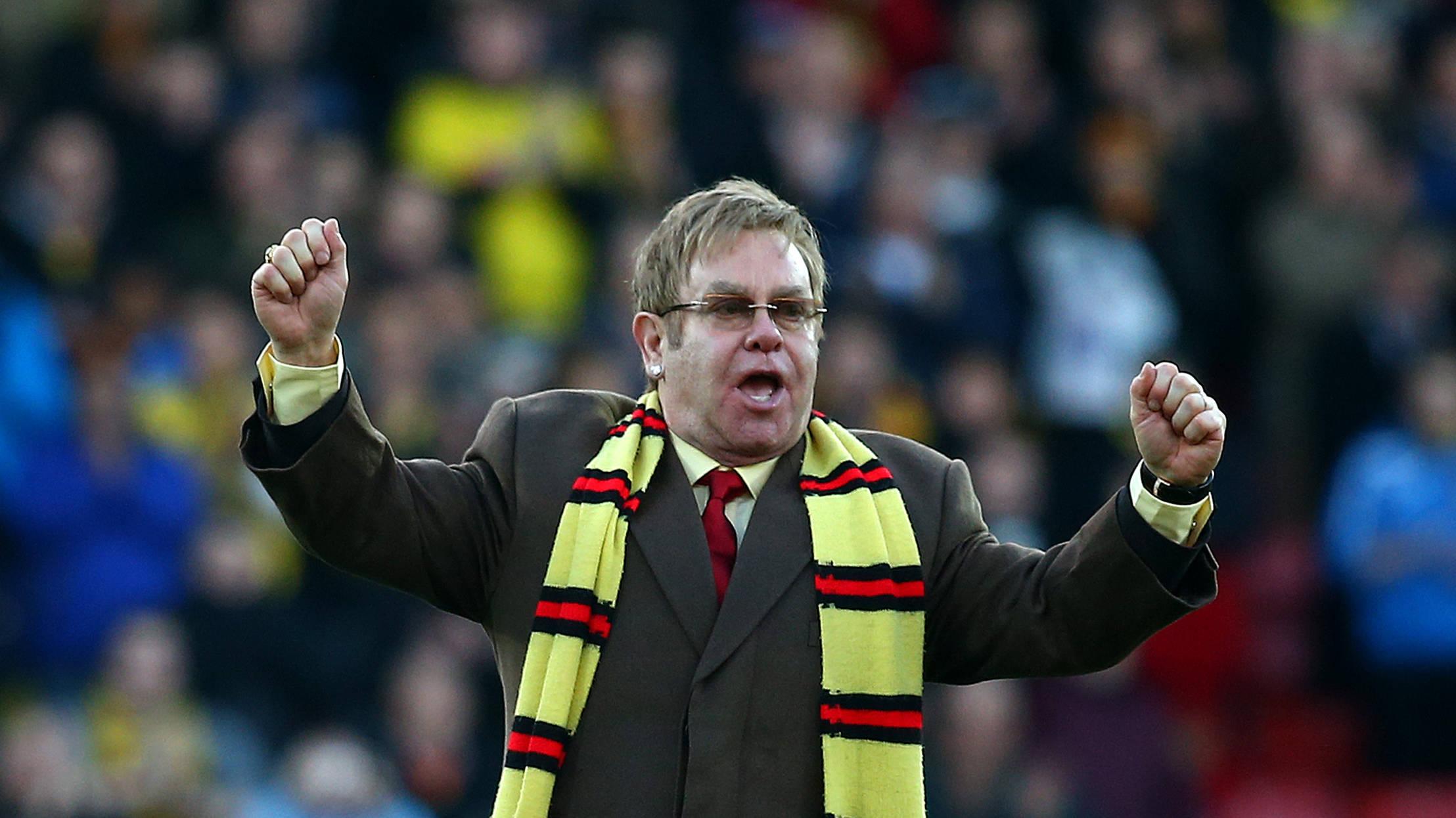 Elton John dan Watford FC: Cinta bintang pop dan sejarah klub sepak bola menjelaskan - Mulus