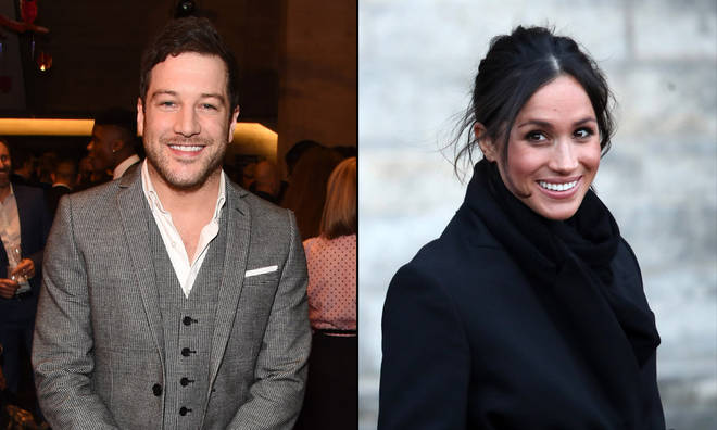 Meghan Markle and Matt Cardle exchanged messages just months before she met Prince Harry
