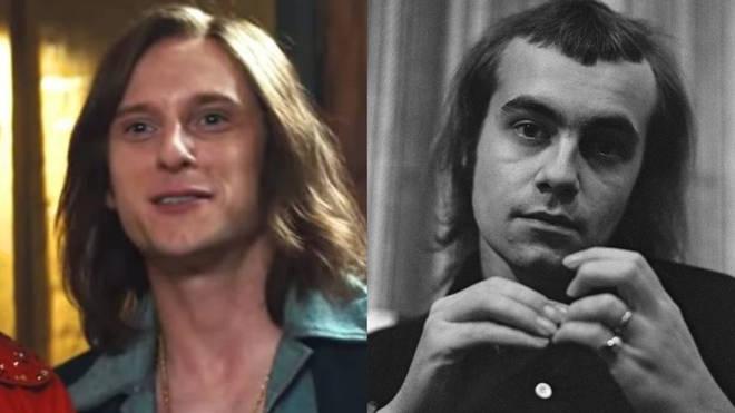 Jamie Bell as Bernie Taupin