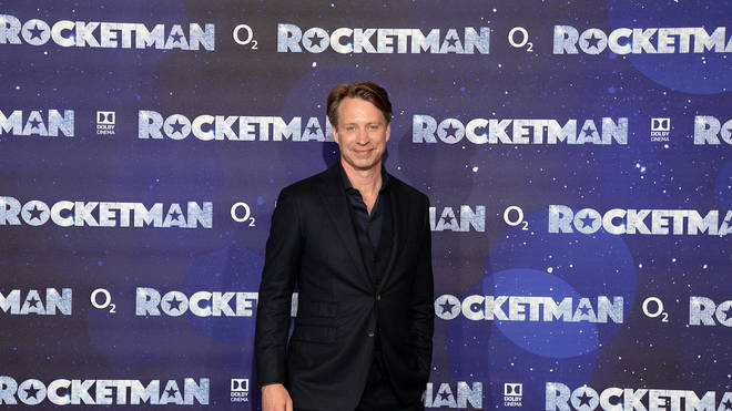 Giles Martin at the Rocketman premiere