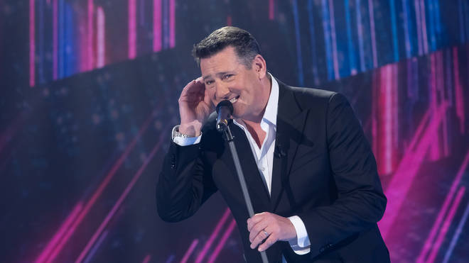 Tony Hadley performing in 2019