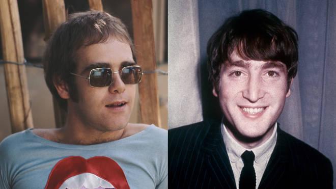 Elton John / John Lennon