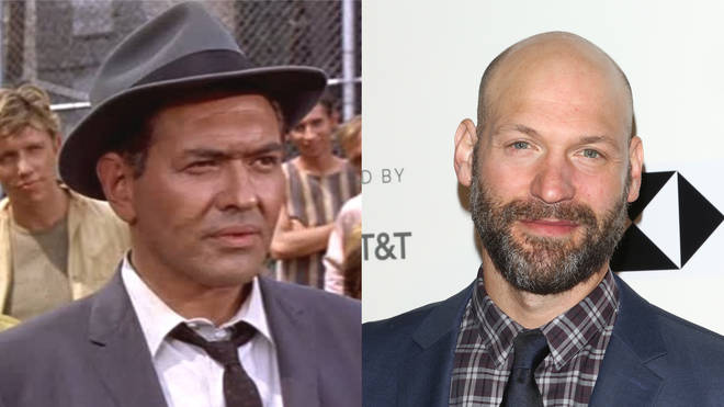 Simon Oakland / Corey Stoll as Schrank