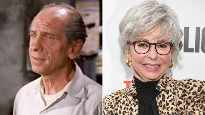 Ned Glass as Doc / Rita Moreno as Valentina