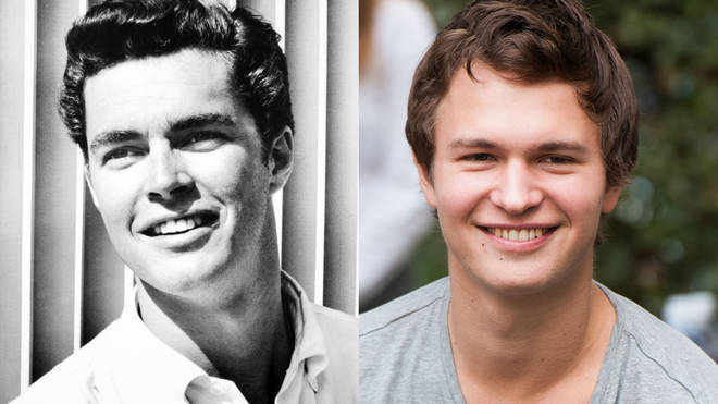 Richard Beymer / Ansel Elgort as Tony