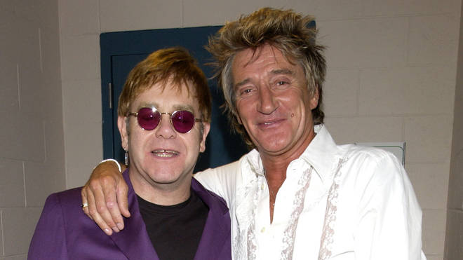 Rod and Elton