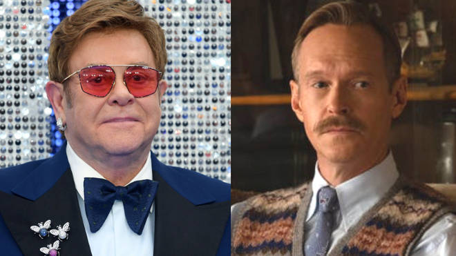 Elton John / Steven Mackintosh as Stanley Dwight in Rocketman