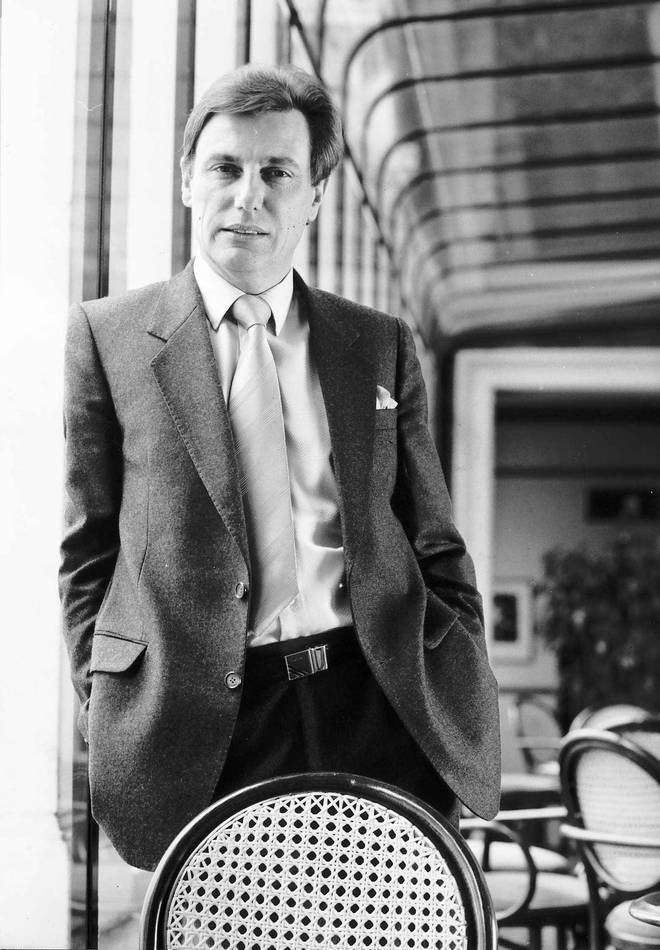 Paul Darrow in 1985