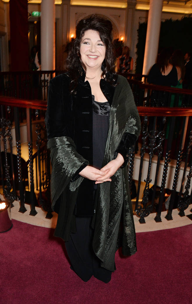 Kate Bush in 2014