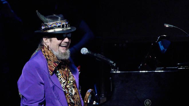 Dr John in 2016