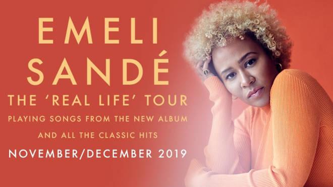 Emeli Sandé announces her 2019 UK tour