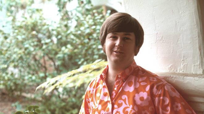 Brian Wilson in 1968