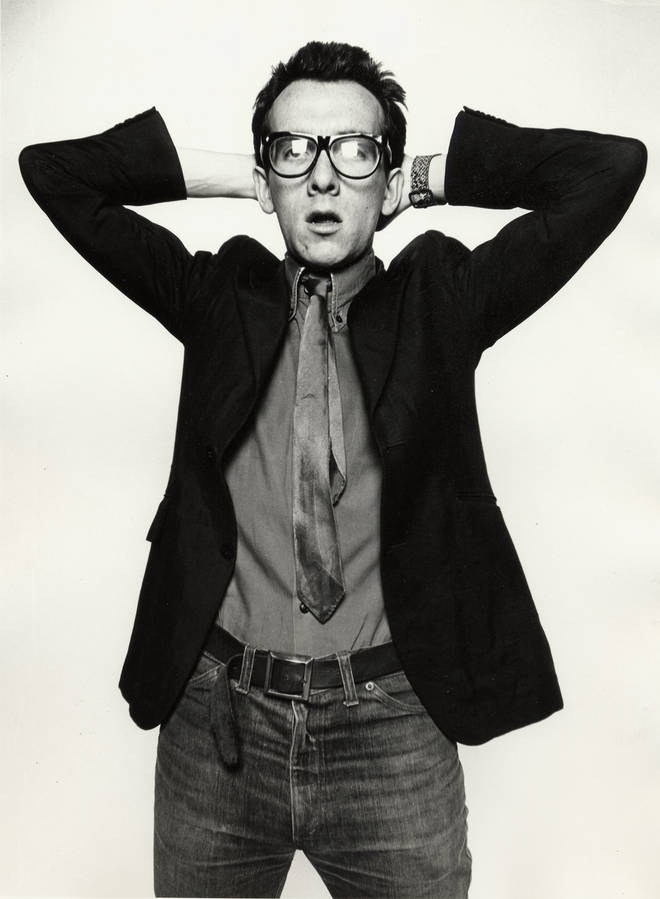 Elvis Costello in 1978