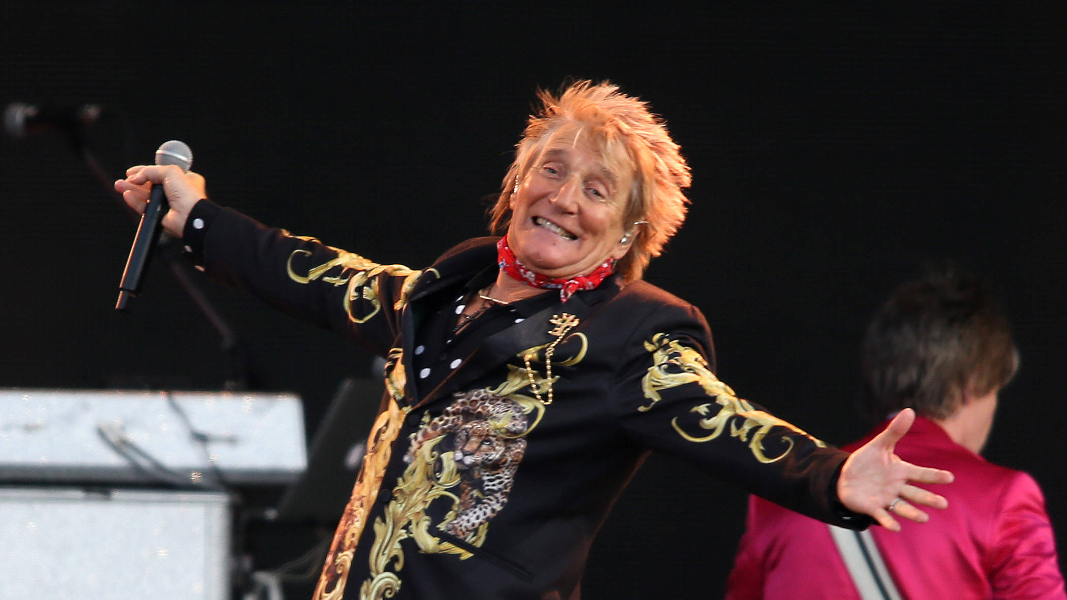 Rod Stewart reveals how he wrote 'Maggie May' about losing his virginity at 16
