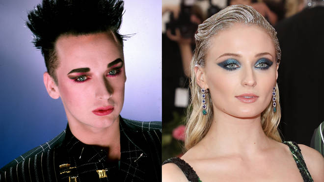 Sophie Turner may play Boy George in an upcoming movie
